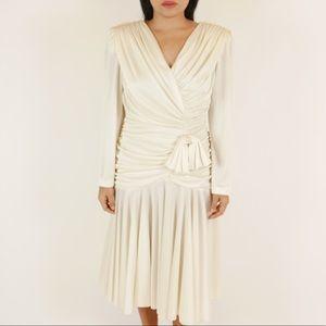 Vintage David Rose Bridal/Wedding Dress